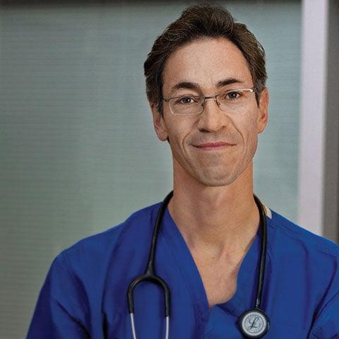 Dr. Joseph Shrager MD
