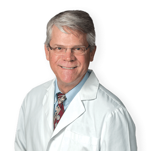 Dr. Albert W Gillespy MD