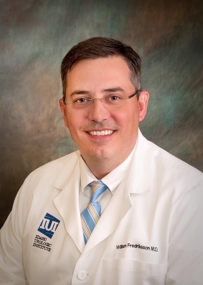 Dr. William H Fredriksson Jr MD