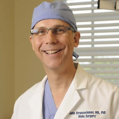 Dermatologists in Delray Beach, FL: Dr. John M Strasswimmer             MD