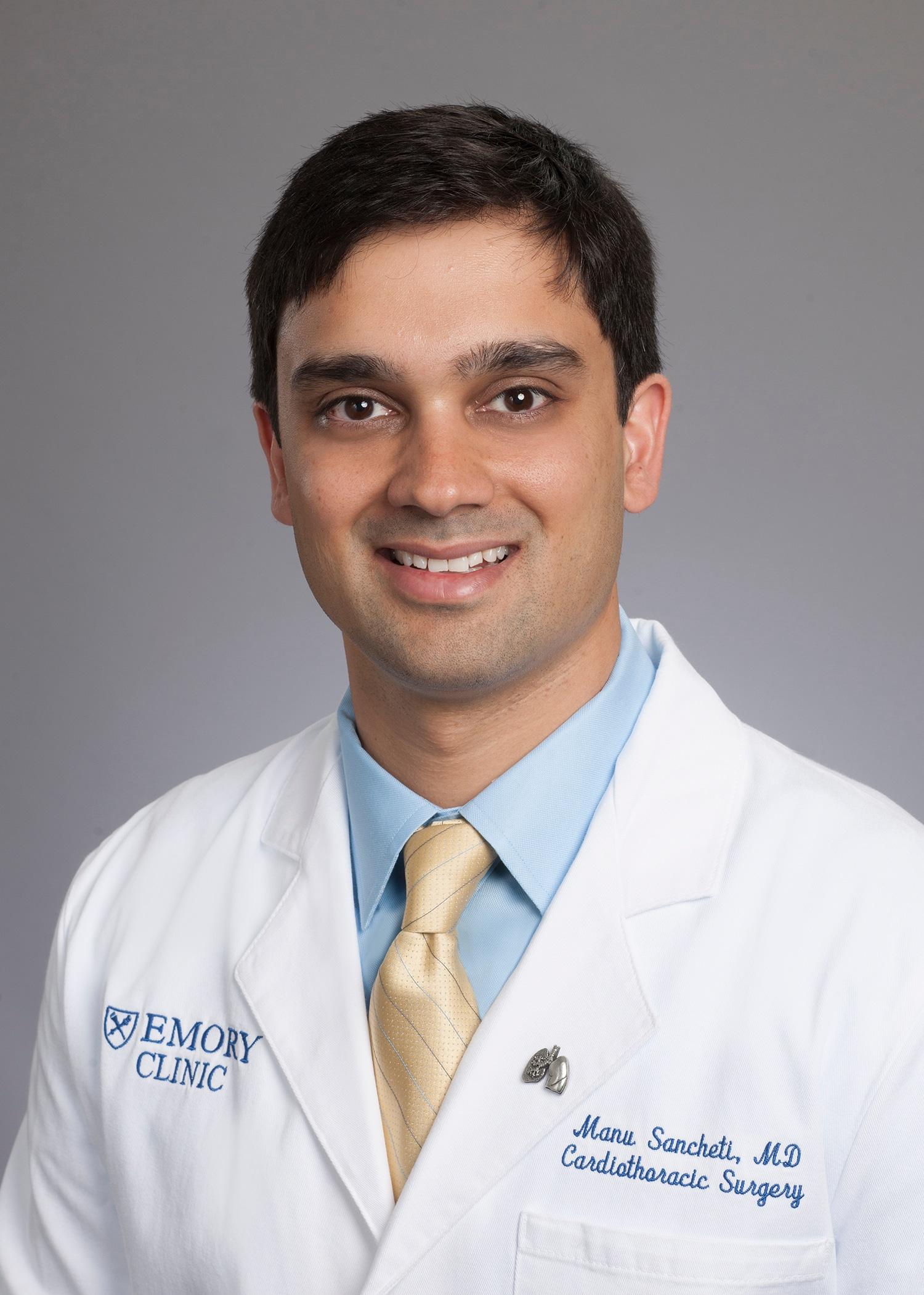 Manu S Sancheti, MD General Surgery