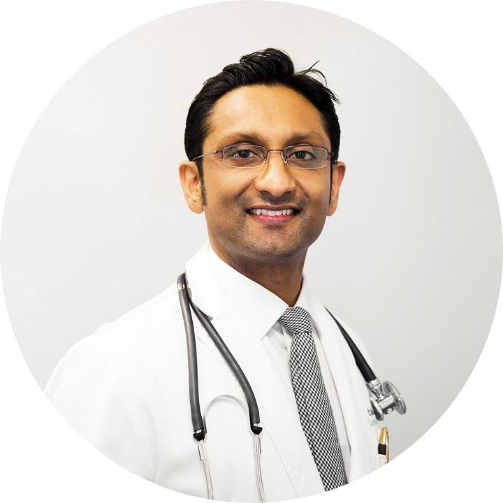 Dr. Shehzad M Topiwala MD