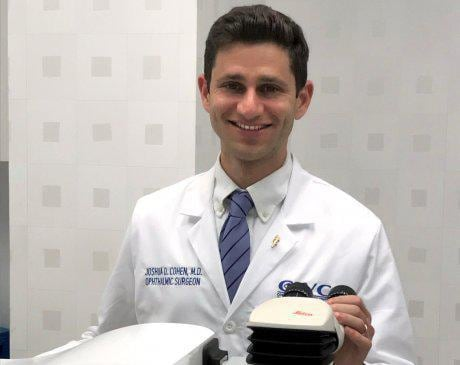 Joshua D Cohen MD