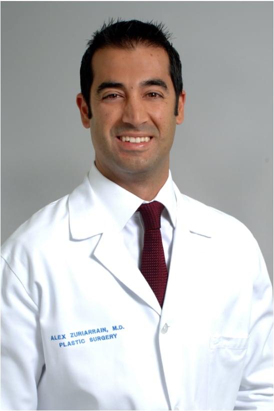 Alexander Zuriarrain, MD General Surgery