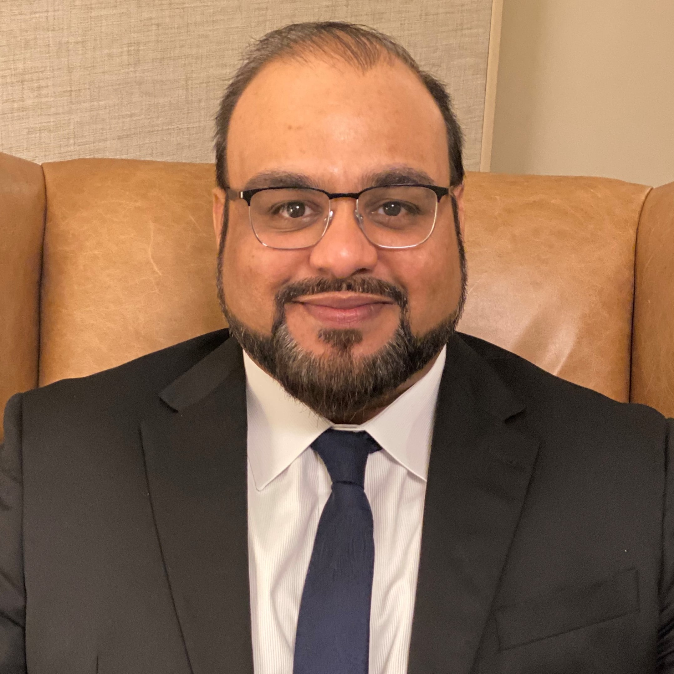Abdul M Khan, MD Psychiatry