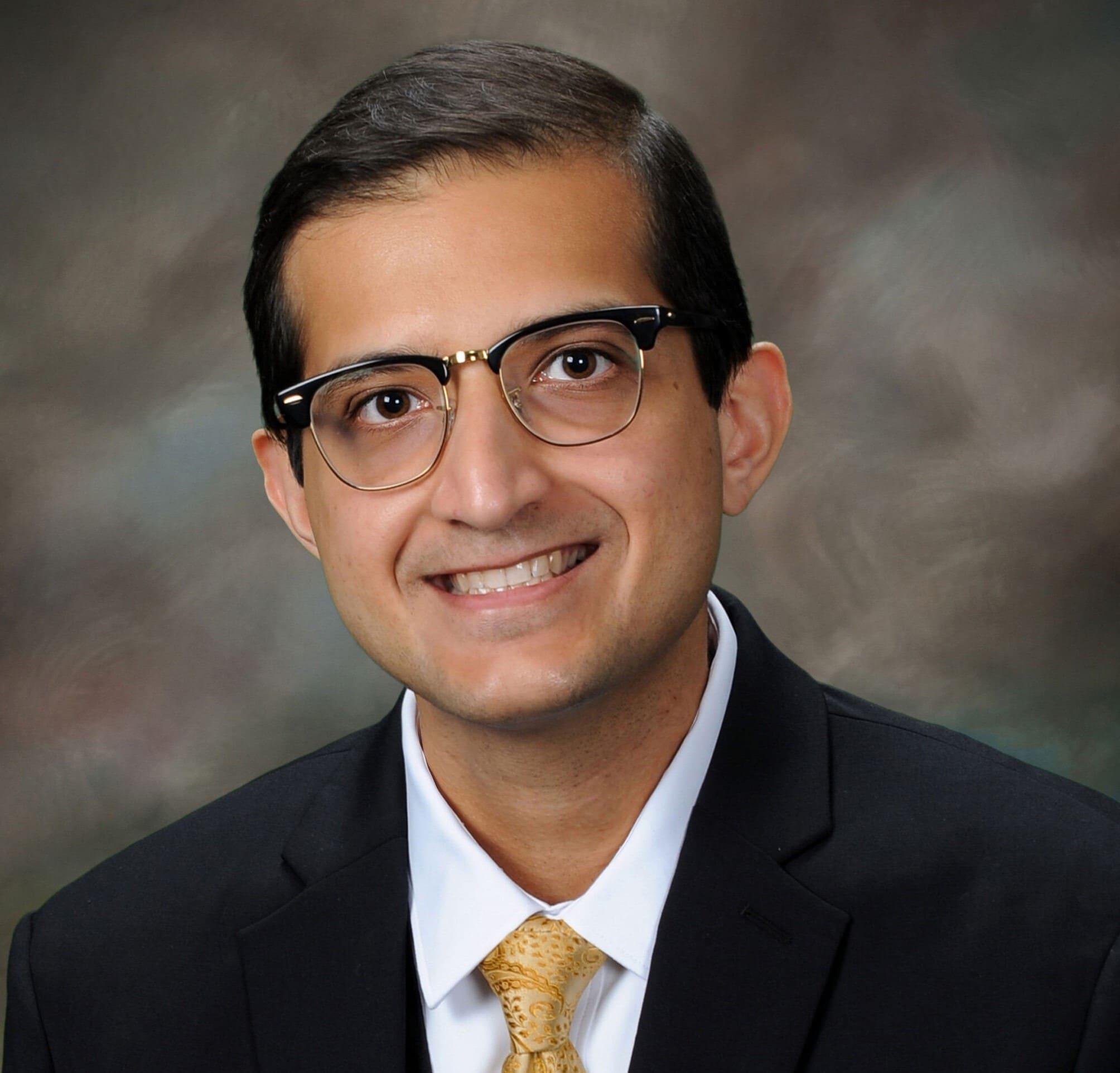 Aymen Rashid, MD Orthopaedic Surgery