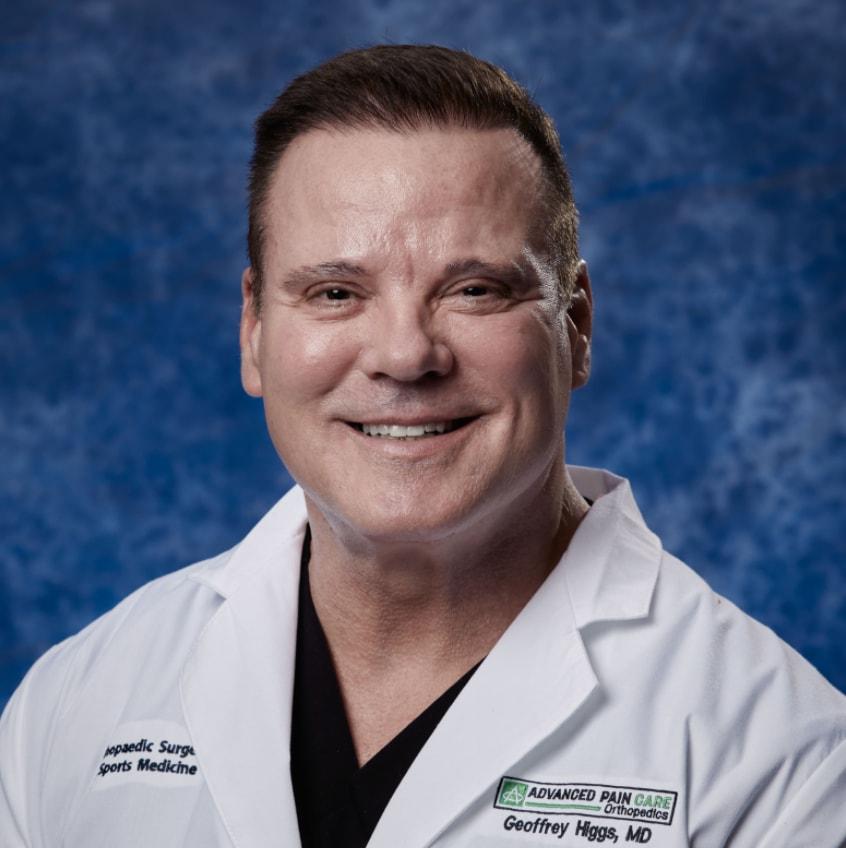 Dr. Geoffrey B Higgs MD