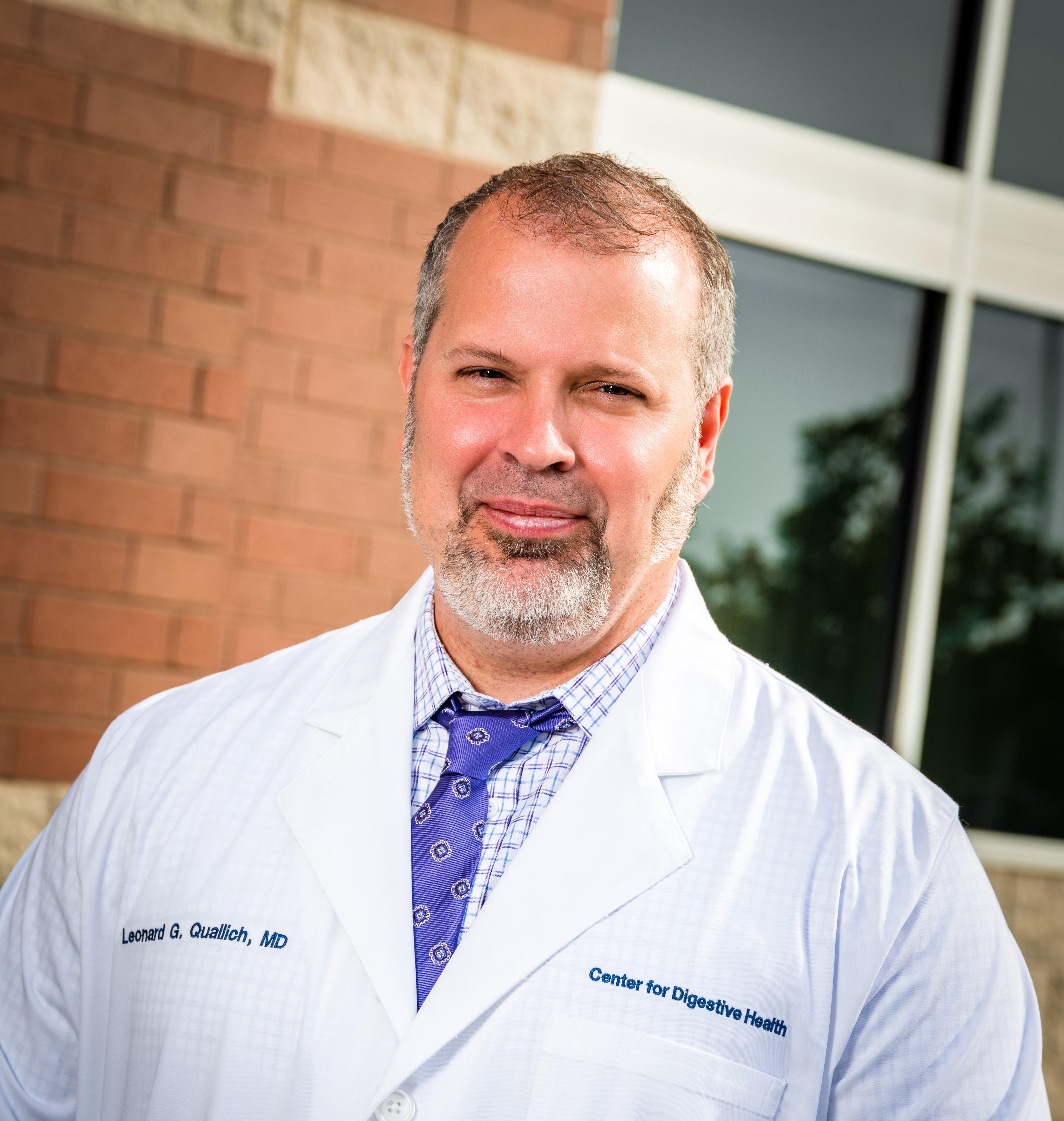 Dr. Leonard G Quallich III MD