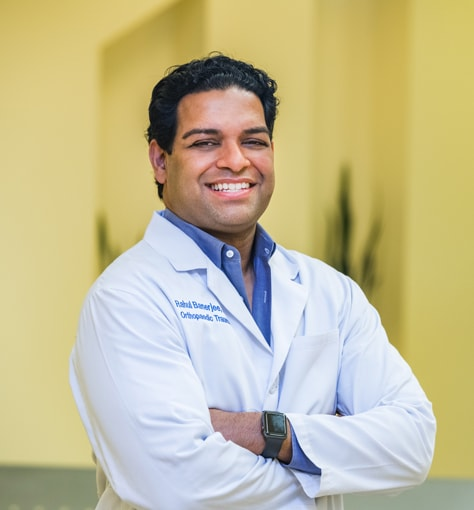 Dr. Rahul   Banerjee MD