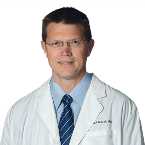 Dr. Todd A McCall MD