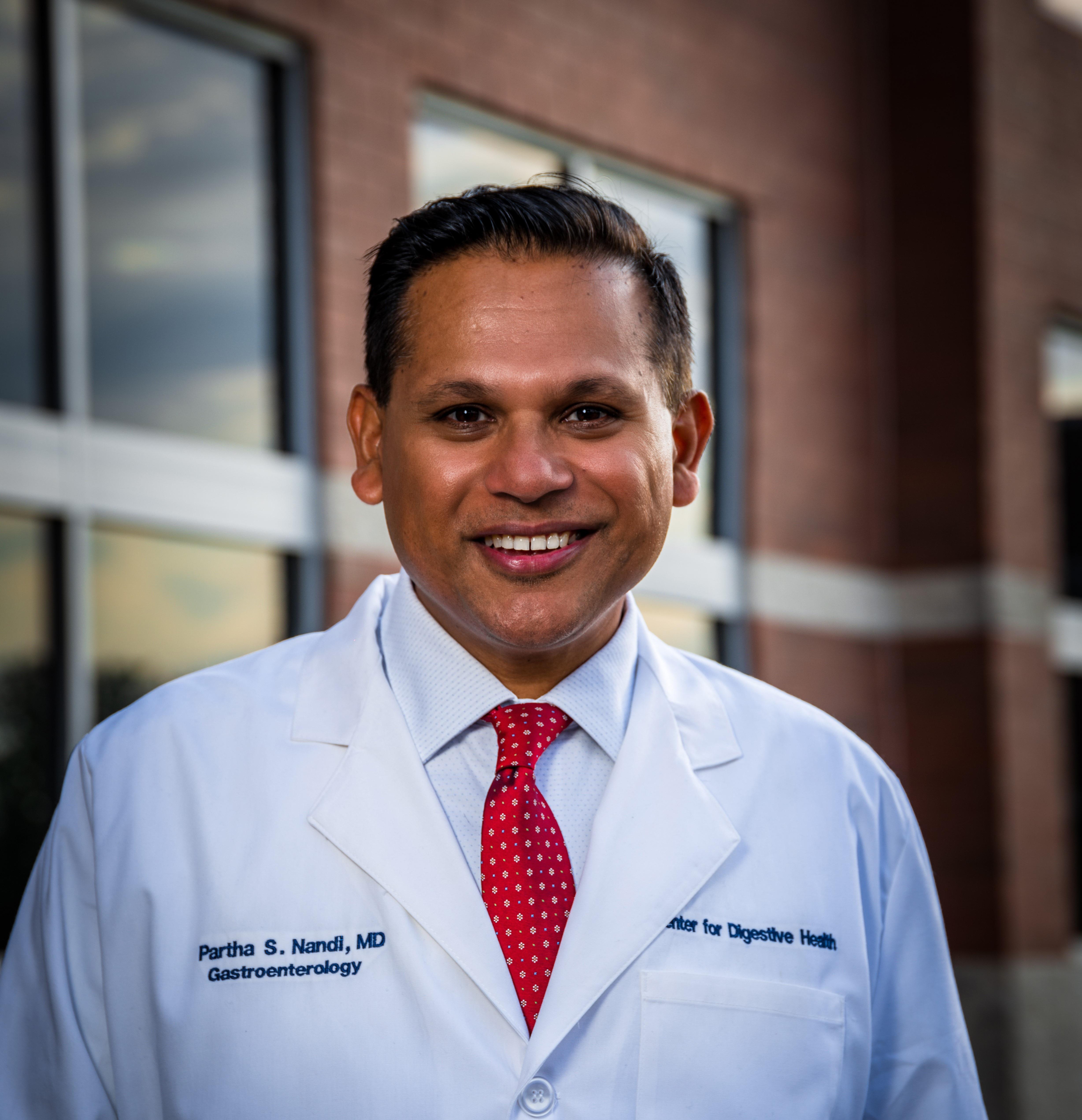 Dr. Partha S Nandi MD