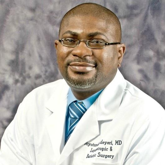 Dr. Ayotunde O Adeyeri MD