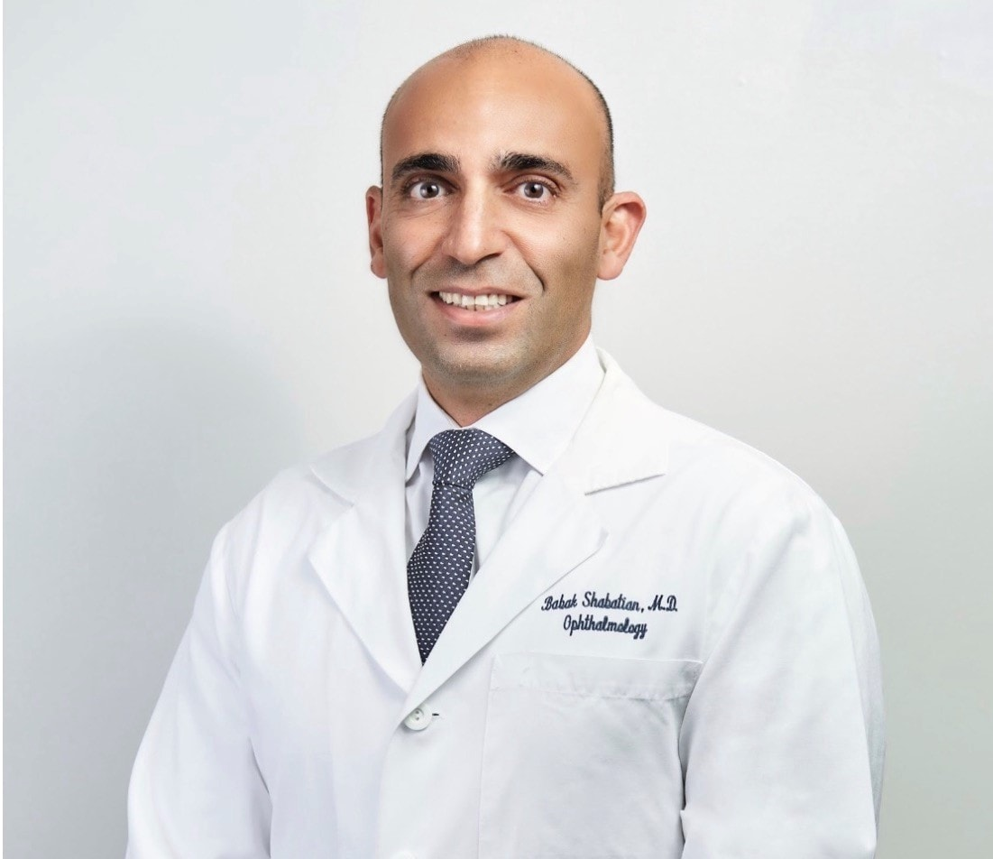 Dr. Babak Shabatian MD