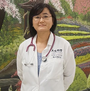 Dr. Grace Kim-Lu MD