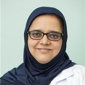 Dr. Fouzia Syed MD