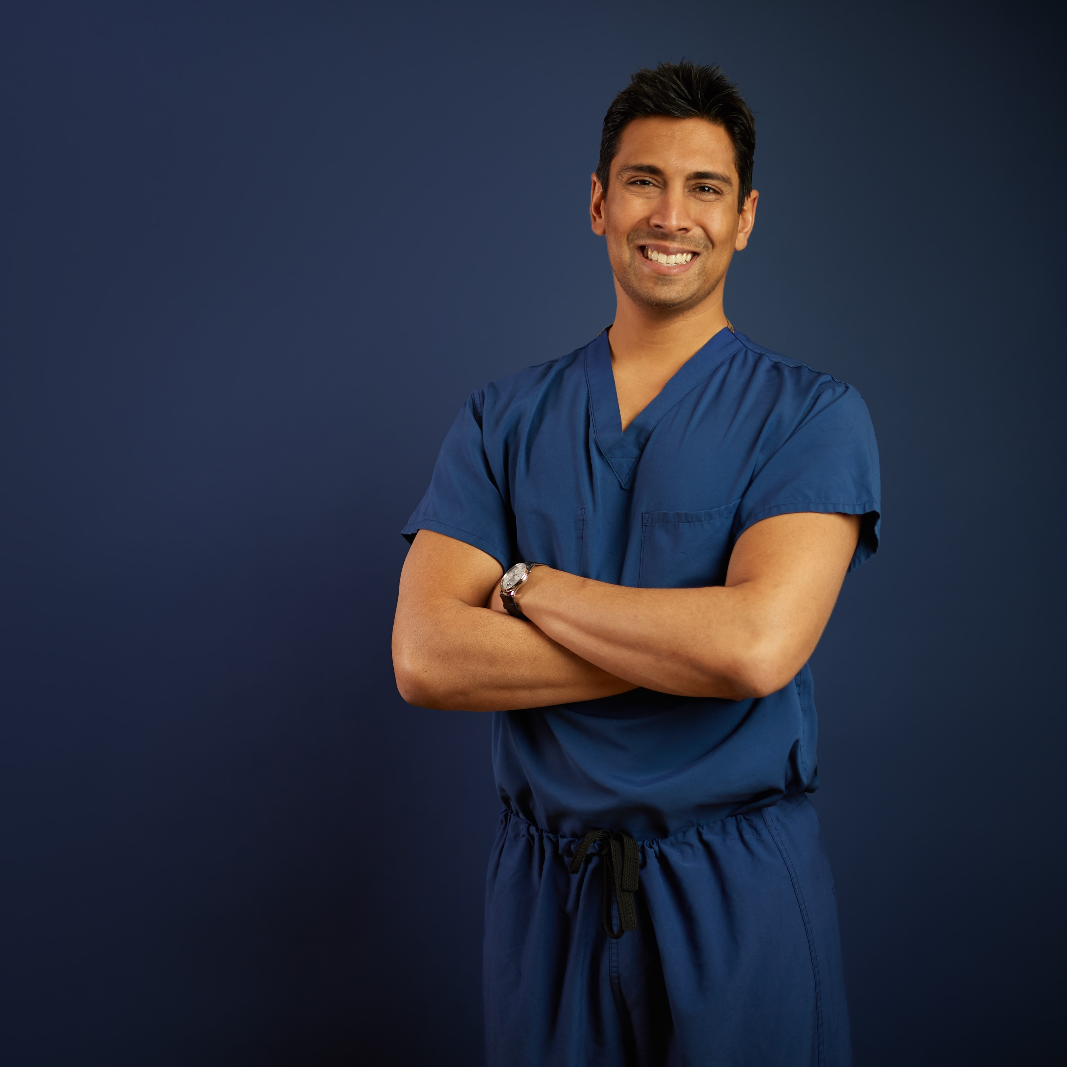 Zeshan Hyder, DO Orthopedic Surgery Of Spine