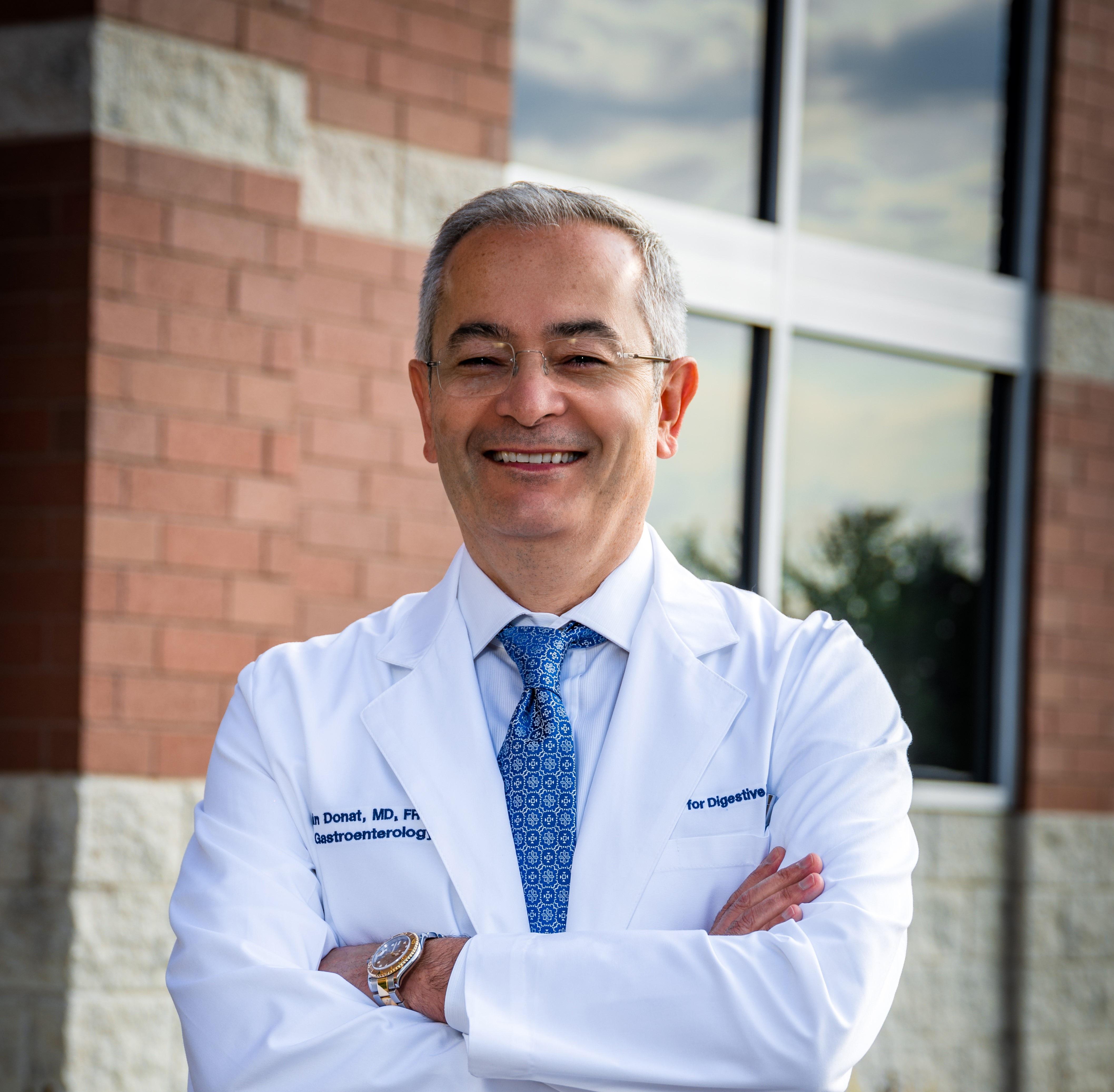 Dr. Mehmet E Donat MD
