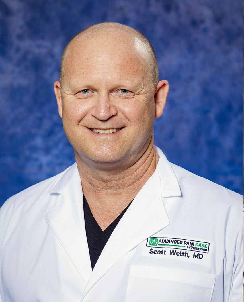 Dr. Scott A Welsh MD