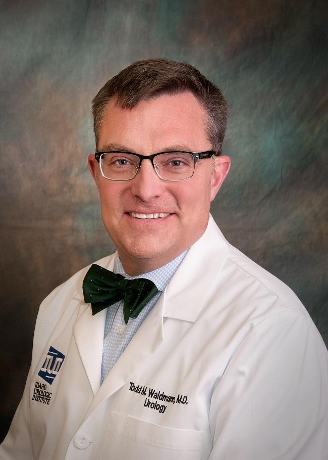 Dr. Todd M Waldmann MD