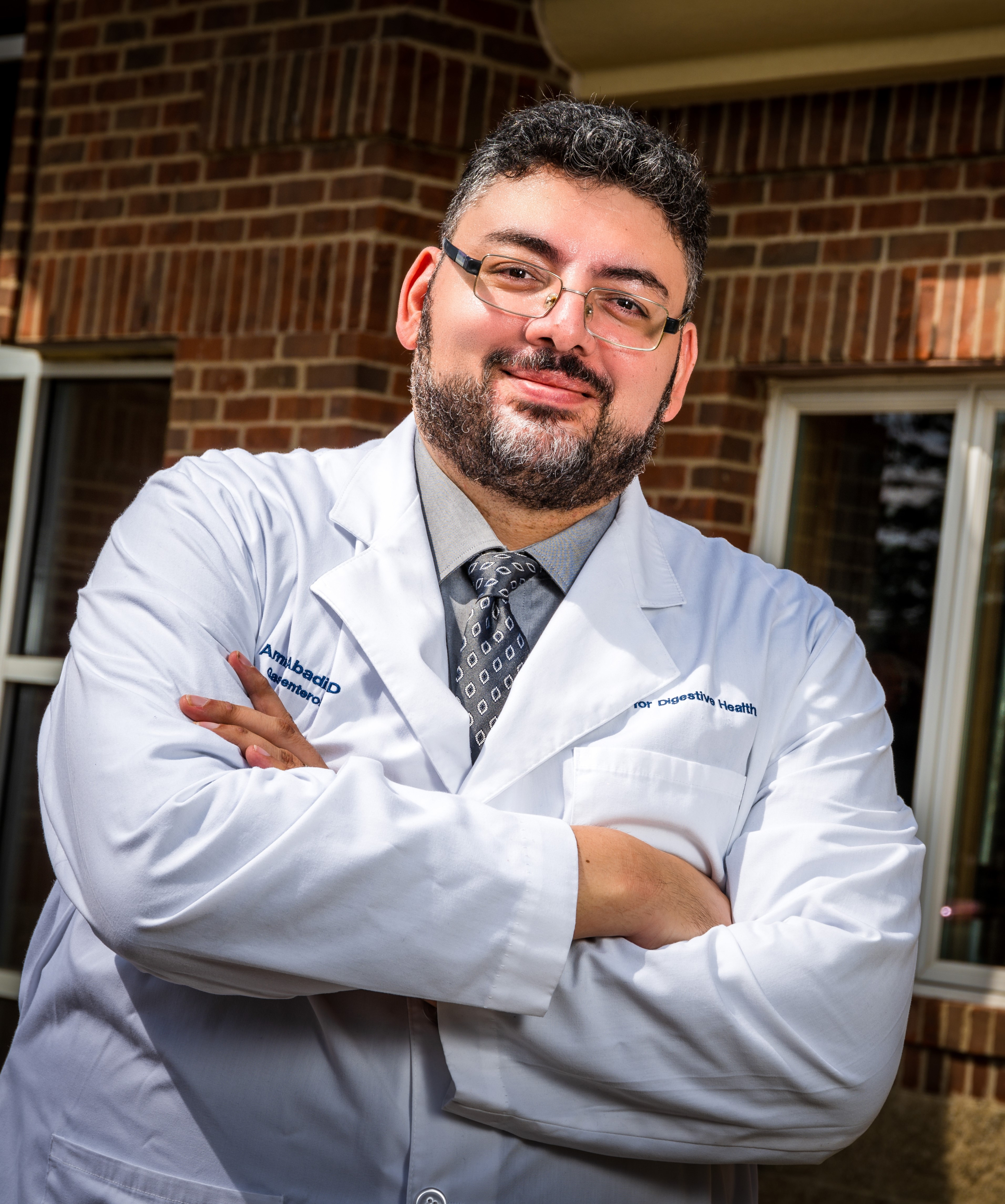 Amir Abadir, MD Gastroenterology
