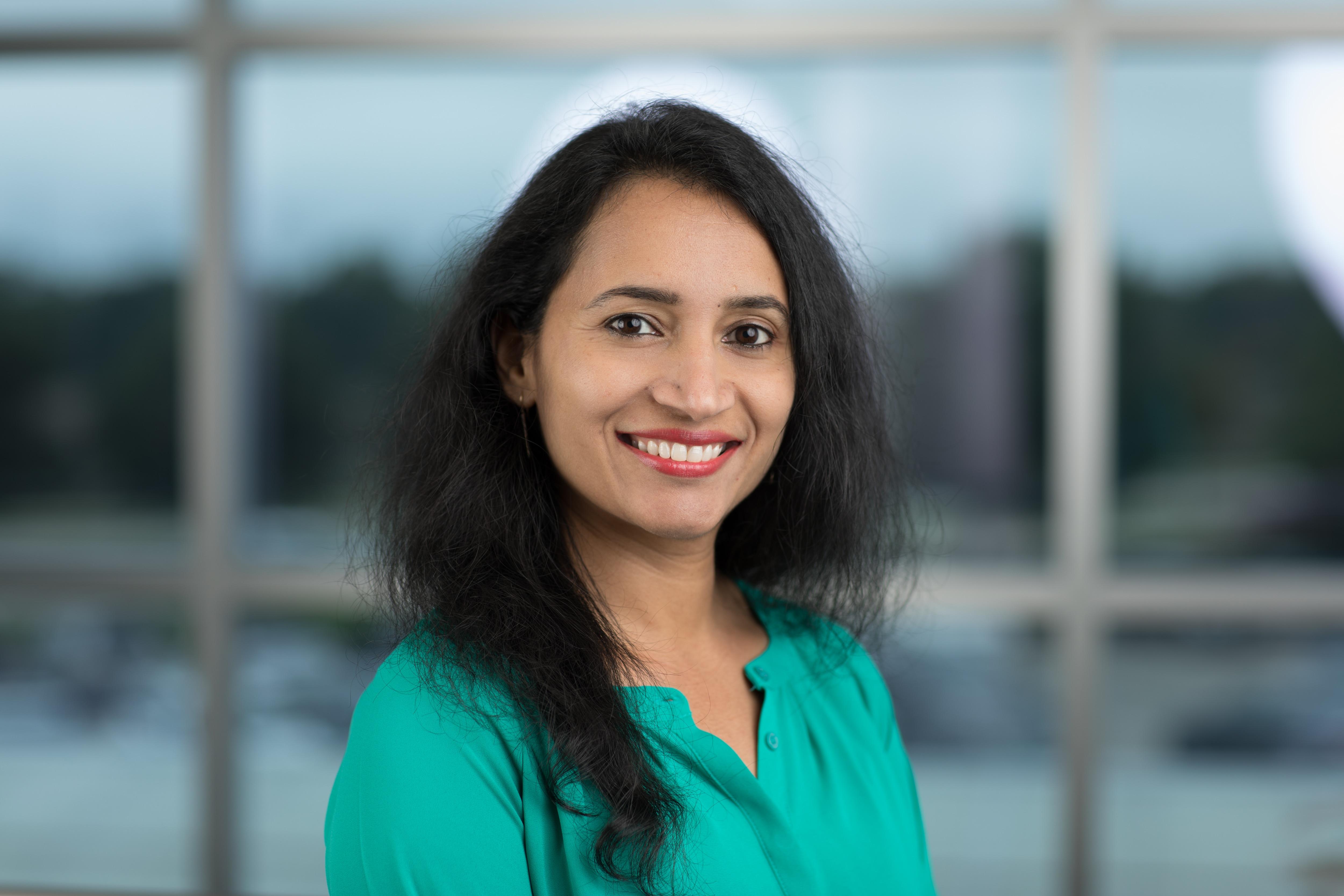 Madhavi Ampajwala, MD