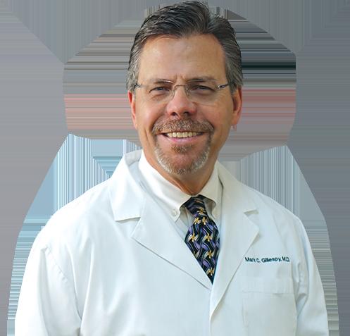 Dr. Mark C Gillespy MD
