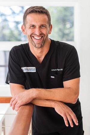 Arkady B Kagan, MD Ophthalmology