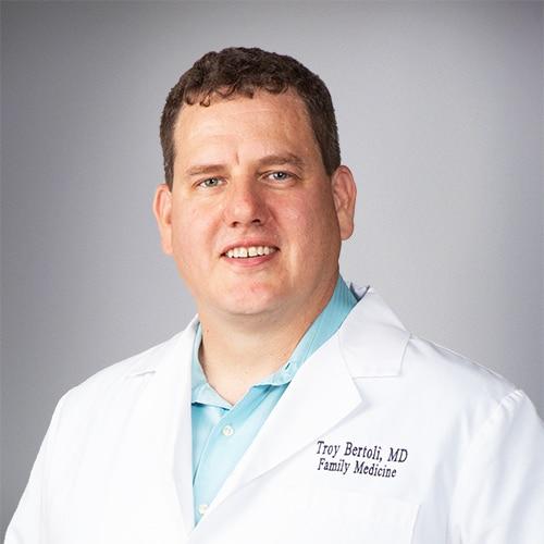 Dr. Troy P Bertoli MD